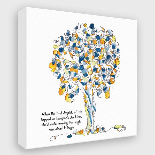IMOGENE | Canvas Canvas TREES HAVE FEELINGS