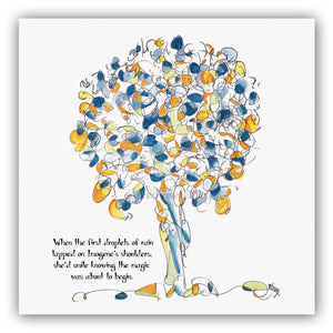 IMOGENE | Giclée Print Print TREES HAVE FEELINGS