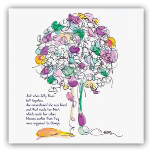 JELLY BEAN | Giclée Print Print TREES HAVE FEELINGS
