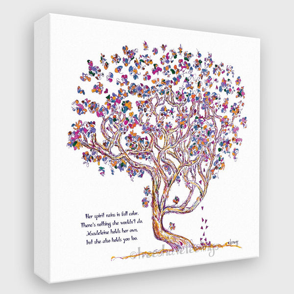 MADELEINE | Canvas Canvas TREES HAVE FEELINGS