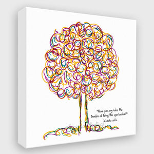 MARCIA | Canvas Canvas TREES HAVE FEELINGS