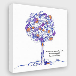 MATHILDA | Canvas Canvas TREES HAVE FEELINGS