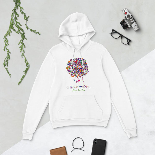 AVA LA RUE  |  Story on Back |  Softest Hoodie EVER - TREES HAVE FEELINGS