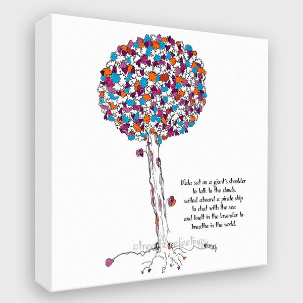 NALA | Canvas Canvas TREES HAVE FEELINGS