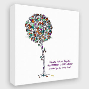 NICOLETTE | Canvas Canvas TREES HAVE FEELINGS