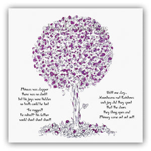 PHINEAS | Giclée Print Print TREES HAVE FEELINGS