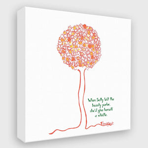 SALLY | Canvas Canvas TREES HAVE FEELINGS