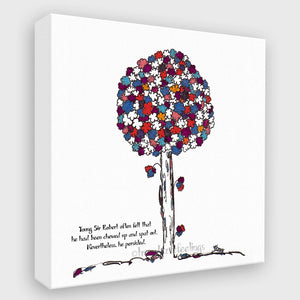 SIR ROBERT | Canvas Canvas TREES HAVE FEELINGS