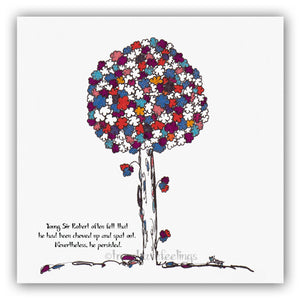 SIR ROBERT | Giclée Print Print TREES HAVE FEELINGS