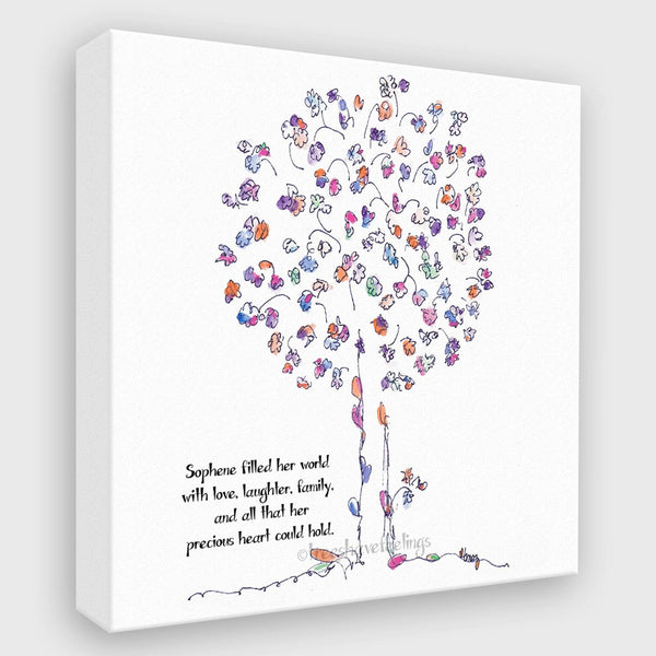 SOPHENE | Canvas Canvas TREES HAVE FEELINGS