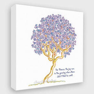 THOMAS | Canvas Canvas TREES HAVE FEELINGS