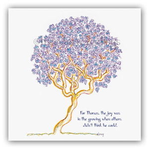 THOMAS | Giclée Print Print TREES HAVE FEELINGS