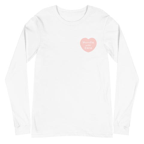 Handle with Care Long Sleeve (Light)