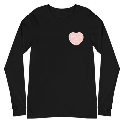 Handle with Care Long Sleeve (Dark)