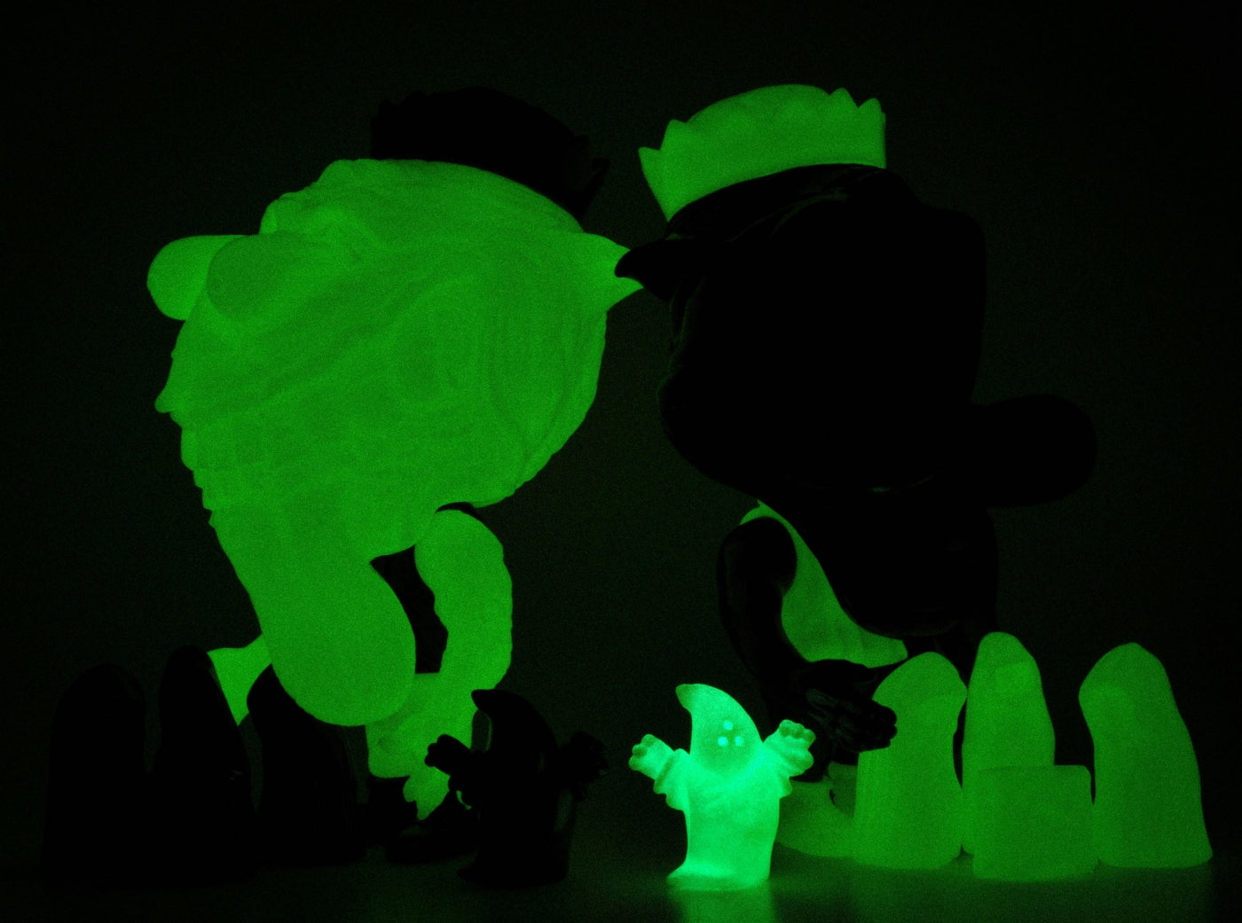 Wolfpack<br />[Glowth Spurt]