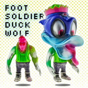 Duck Wolf<br />[Foot Soldier]
