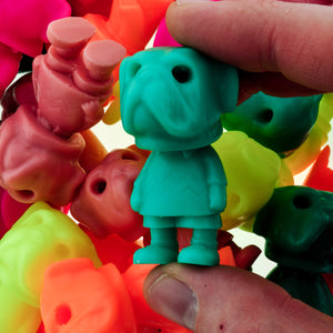 Doughboy<br />[Assorted Neon]