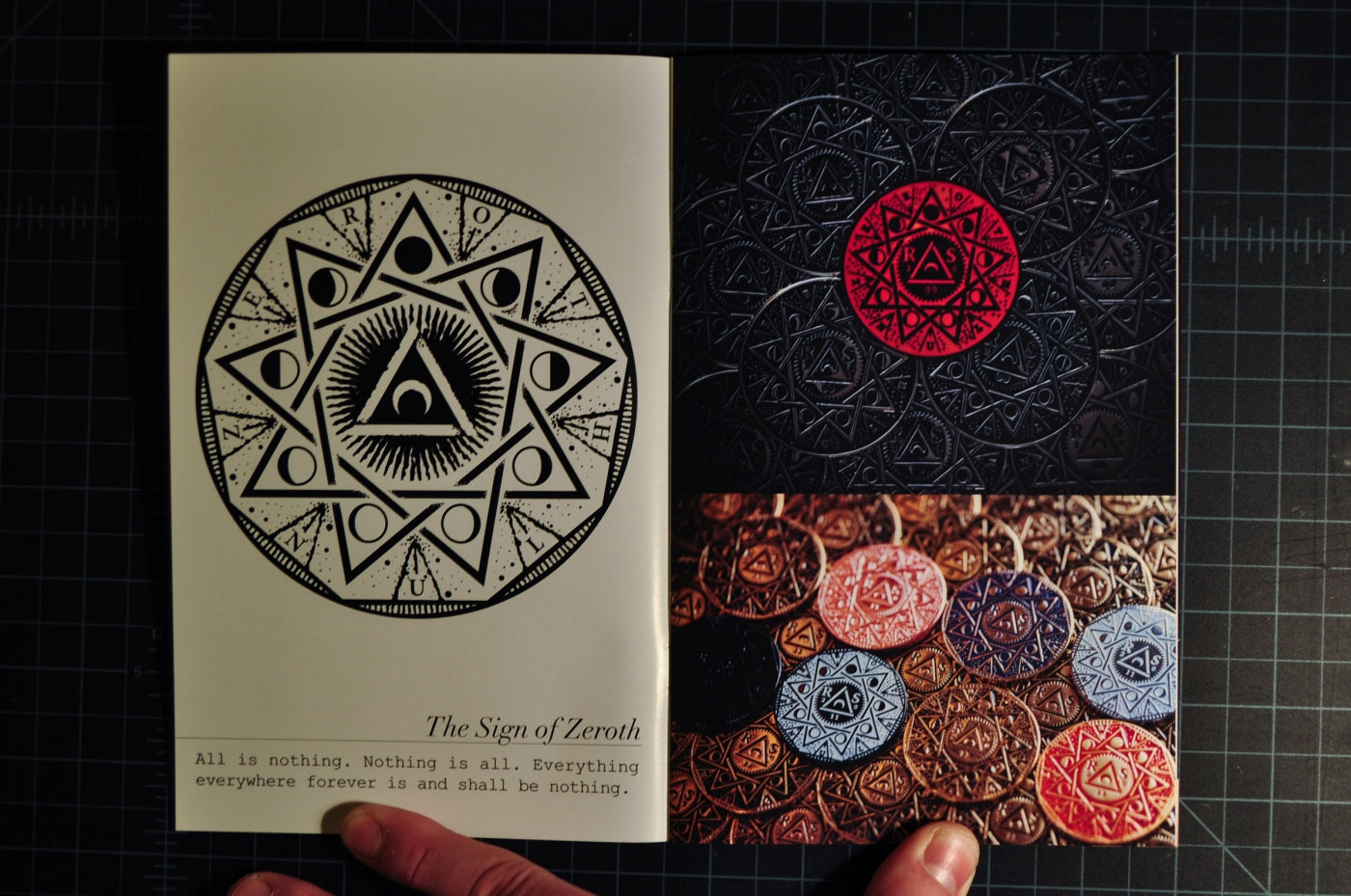 Arcane Sigil Yearbook