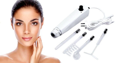 Darsonval DE-212KARAT Electrode Facial Skin Hair Care Home Beauty Machine 4  in 1 - Bolsunovskiy