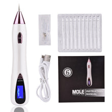 Load image into Gallery viewer, Skin Care Laser Mole Tattoo  Freckle Removal Pen LCD Sweep Spot Mole Removing Wart Corns Dark Spot Remover Salon Beauty Machine