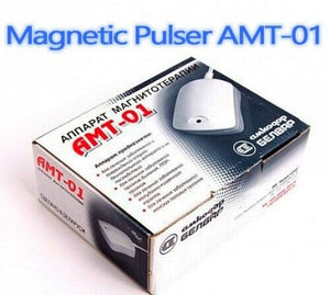 Pulser Magnetic Therapy Device AMT-01 Low Level Frequency Field pain relief - Bolsunovskiy
