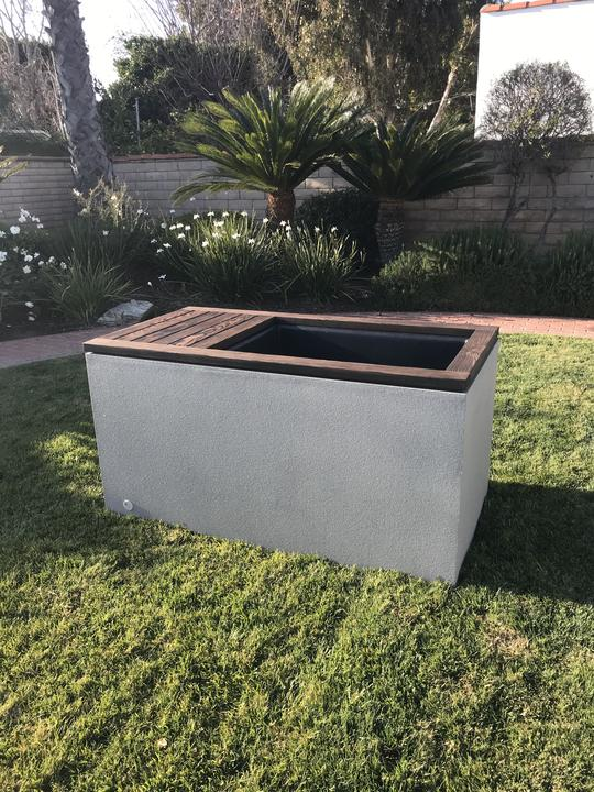 Where to Buy A Self Cleaning Ice Bath Tub in California?