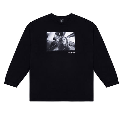 Lewis Grillz Long Sleeve T-Shirt: Black | Shamone | Streetwear Clothing Melbourne