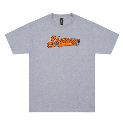 Shamone Heights T-Shirt: Heather | Shamone | Streetwear Clothing Melbourne