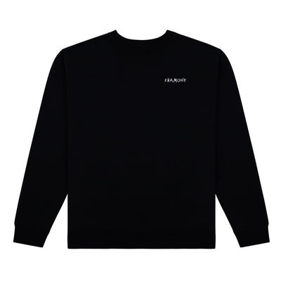 The Tender Sweater: Black | Shamone | Streetwear Clothing Melbourne