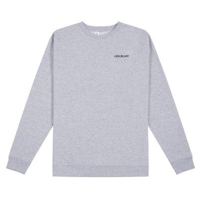 The Tender Sweater: Heather | Shamone | Streetwear Clothing Melbourne