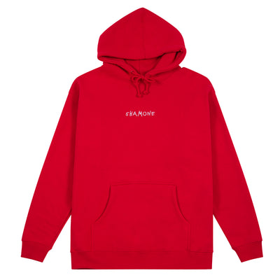 The Tender Hoodie: Red | Shamone | Streetwear Clothing Melbourne