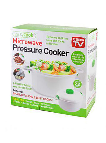 Microwave Pressure Cooker - ClothesLabels.UK