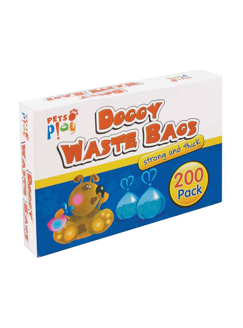 Doggy Waste Bags (200) - ClothesLabels.UK