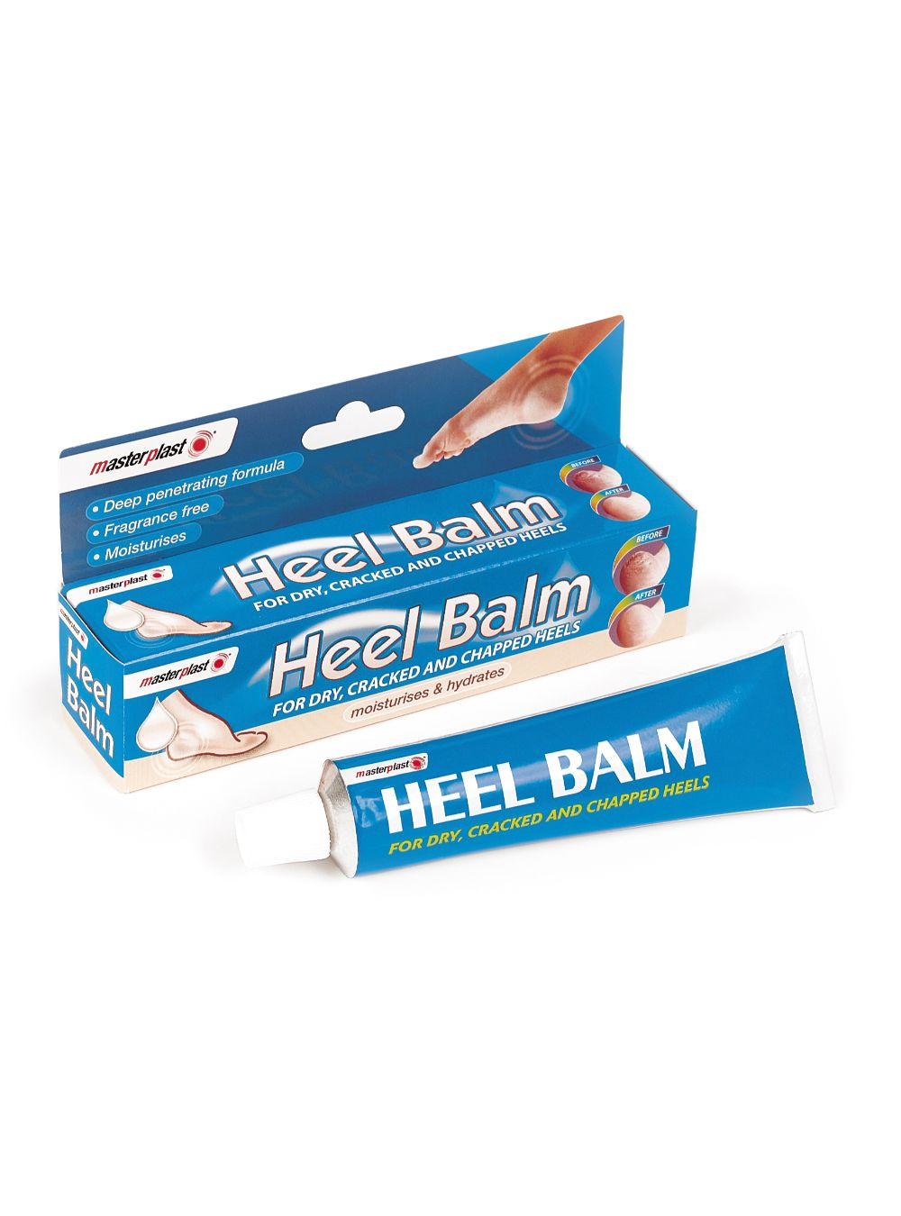 Heel Balm - ClothesLabels.UK