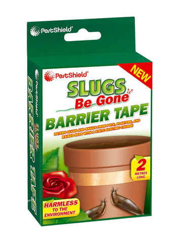 Slug Copper Tape 2m - ClothesLabels.UK