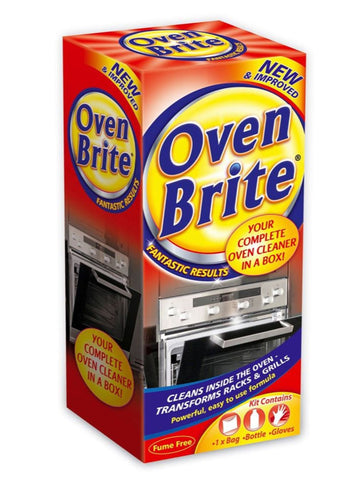 Complete Oven Cleaner Kit -  500ml with Gloves and Rack Bag - ClothesLabels.UK