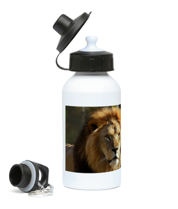 I Can. I Will. End of Story. VivaMK 400ml Water Bottle - ClothesLabels.UK