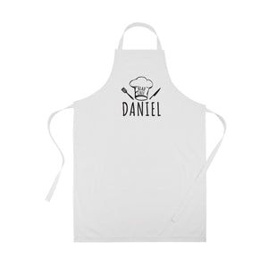 Head Chef Apron - ClothesLabels.UK