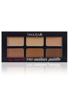 Ultimate Pro Contour Palette by BeautyUK - ClothesLabels.UK