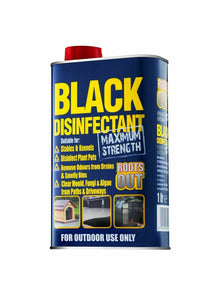 Roots Out Black Liquid Disinfectant