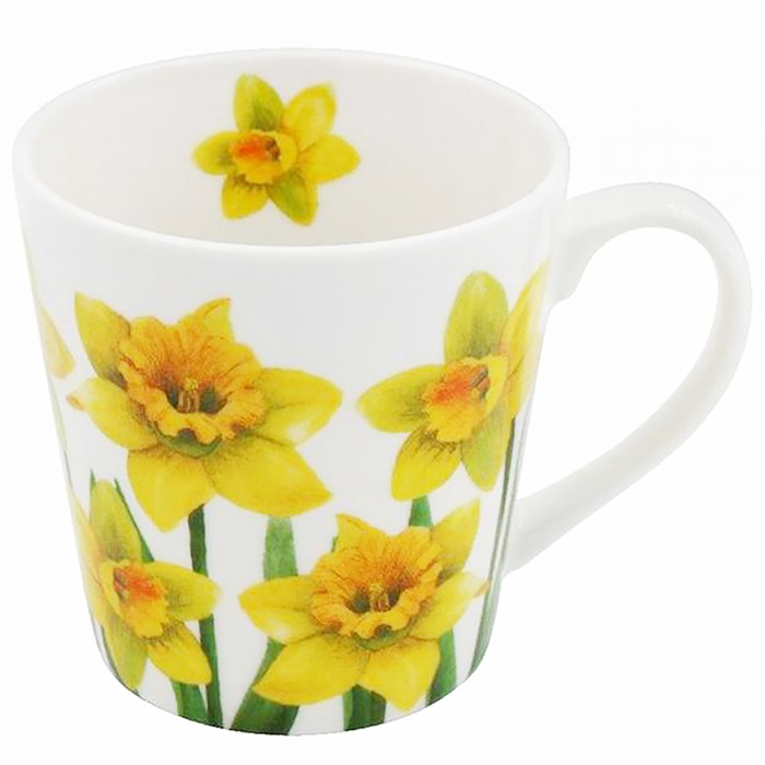 Daffodil Mug - ClothesLabels.UK