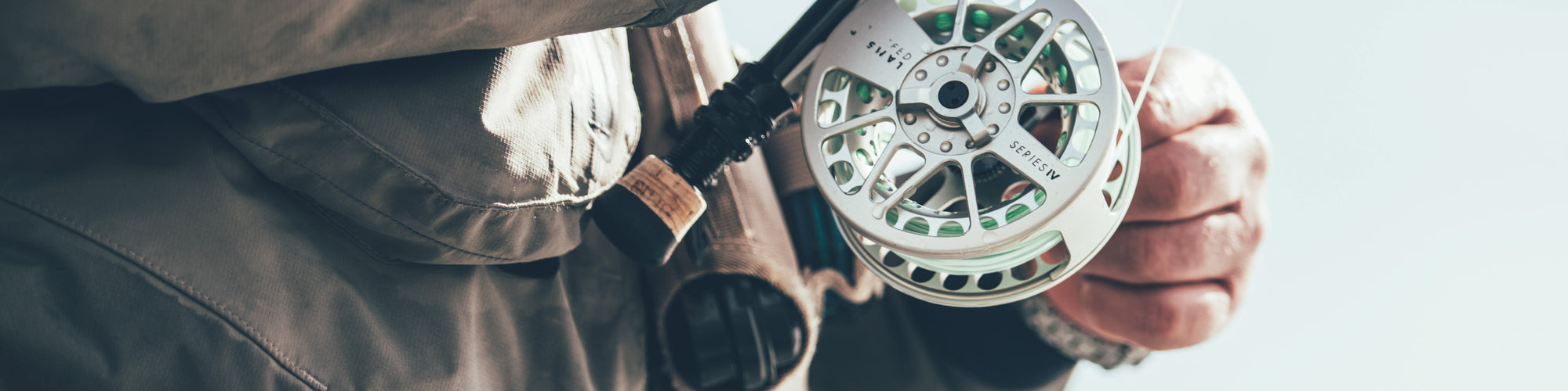 Carretes FlyFishing
