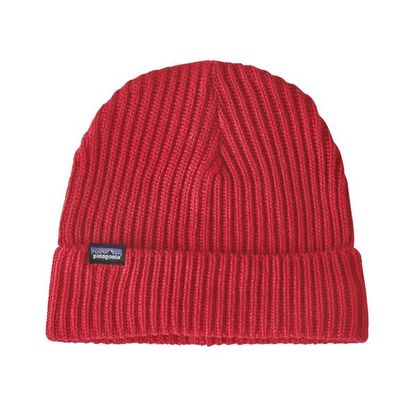 Fisherman's Rolled Beanie red