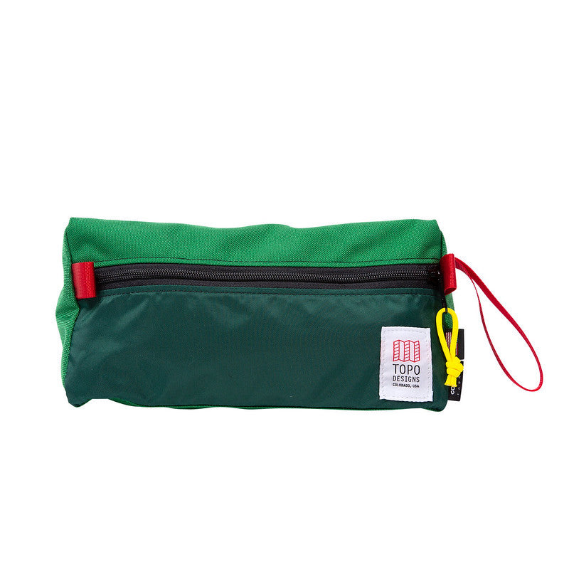 Estuche Dopp Kit KELLY/FOREST