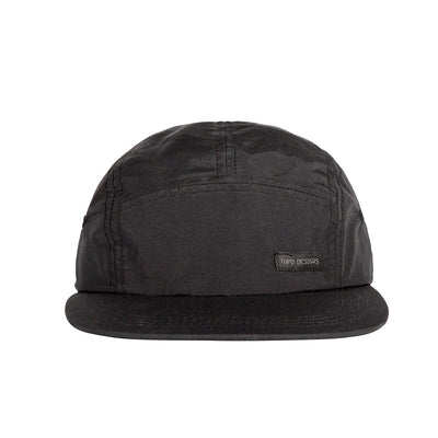 Jockey Nylon Camp Hat BLACK