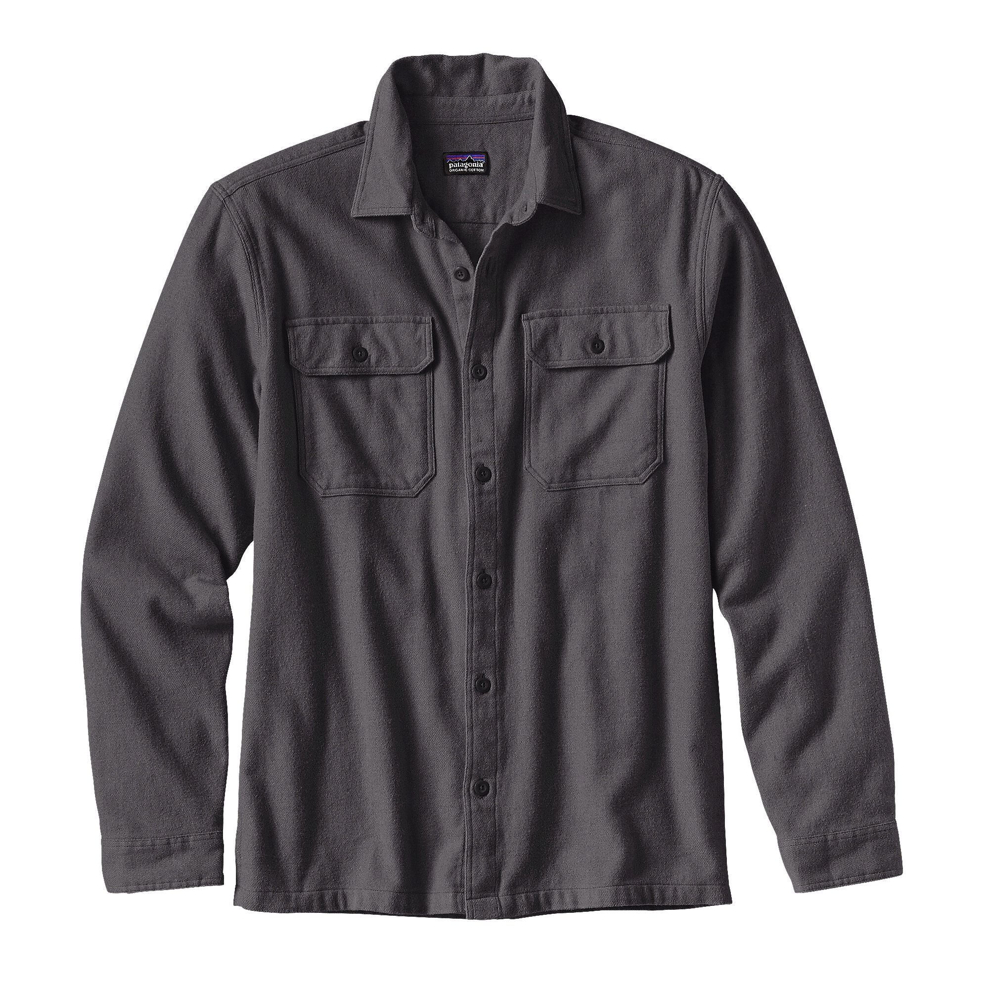 Camisa Hombre Manga Larga Long–Sleeved Fjord Flannel Shirt