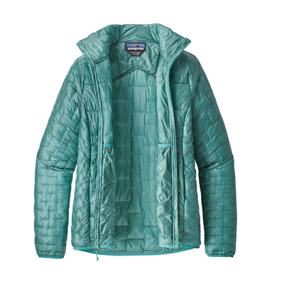 Chaqueta Mujer Micro Puff Jacket BRGY