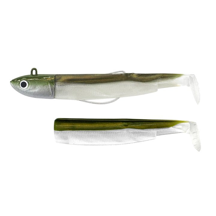 Black Minnow  Combo Shore 12gr Kaki