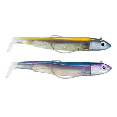 Black Minnow Doble Combo 25GR OR/BLUE RAINBOW