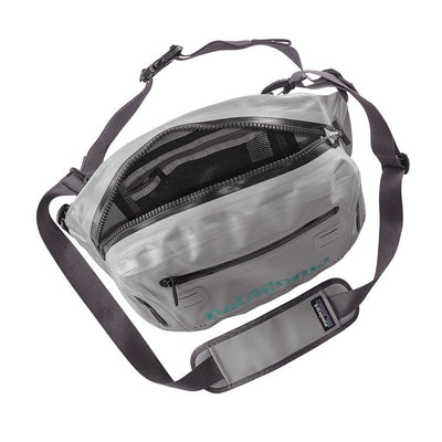 STORMFRONT HIP PACK GREY